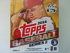 2016 Topps Series 1, 2 UPDATE Baseball BASE & INSERTS U-Pick 10