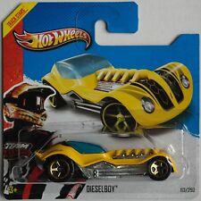 Hot Wheels - Dieselboy gelb Neu/OVP