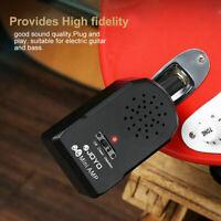 Joyo JA-01 Amp Guitar Mini Amplifier with Distortion Effects + 3.5mm Earphone
