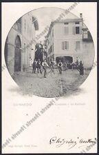 VARESE CUNARDO 18 Cartolina viaggiata 1900
