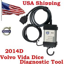 From USA OBD2 Scanner for VOLVO VIDA DICE 2014D Latest Version Diagnostic Tool