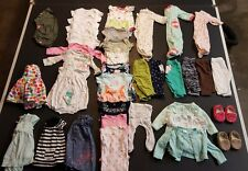 baby girl clothes 3 months lot