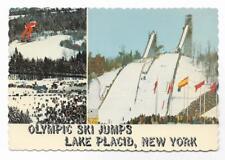 OLYMPIC SKI JUMPS,ADIRONDACKS-LAKE PLACID,NY