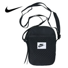 Nike Air Small Crossbody Messenger Bag Black CU2611-010