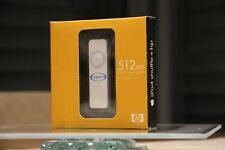 Brand New Apple iPod Shuffle 1st Generation 512MB HP Edition Sealed Very Rare