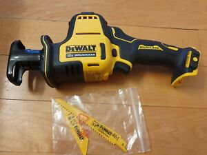 Dewalt DCS312 12V MAX BRUSHLESS Compact Reciprocating Saw (Tool Only) - NEW