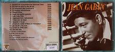 JEAN GABIN - 1 CD n.2895