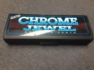 Chrome Jewels Soft Tip Darts