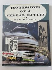 CONFESSIONS OF A CEREAL EATER! HARDCOVER GRAPHIC NOVEL SIGNED & NUMBERED SPECIAL