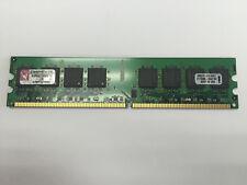 Memoria RAM KINGSTON KVR667D2N5/1G DIMM DDR2 SDRAM 1Gb DDR2-667 PC2-5300U