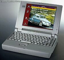 Vintage Toshiba Satellite 105CS P75 8MB 504MB Notebook Computer Windows 95
