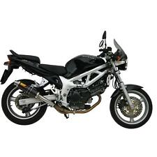 Mivv-Gaz D'Échappement Suzuki Sv 650 Bj.99-02 (Gp , Charbon, Moto)