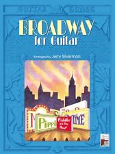 """BROADWAY FOR"" GUITAR MASTERS MUSIC BOOK BRAND NEW ON SALE RARE OUT OF PRINT!!"