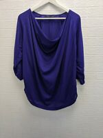 French Connection Womens Top Regular Fit Size UK 14