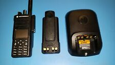 Motorola Xpr 7550 Portable Two-Way Radio Vhf With Original charger/battery