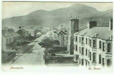 OLD POSTCARD NEWCASTLE CO. DOWN NORTHERN IRELAND VINTAGE 1905-10