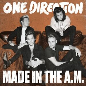 ONE DIRECTION- MADE IN THE AM LIMITED EDITION VINYL 2x LP RARE IN HAND