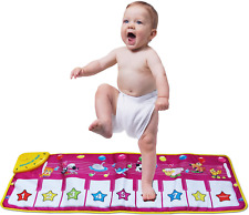 Educational Toy For 6 Months And 1 2 3 Year Old Boy Girl Toddler Musical Mat New