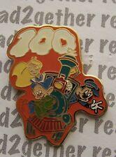 Disney Pin Tokyo Disneyland Mickey Alice Dopey Train 100 Years of Magic