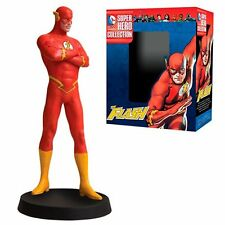 The Flash Resin Figurine DC Comics Super Hero Collection w/Booklet Eaglemoss NEW