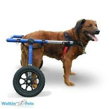 Walkin' Wheels Rear Wheelchair for Large-Breed Dogs weighing between 70-180 lbs
