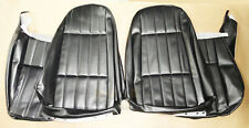 78-81 Firebird Trans Am Reproduction Seat Covers Deluxe Interior FRONT BLACK