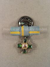 BADEN: Orden vom Zähringer Löwen Ritterkreuz 2.Klasse, Silber und Gold, 99921