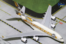 GEMINI JETS ETHIAD AIRWAYS AIRBUS A380-800 1:400 DIE-CAST GJETD1813  YEAR ZAYED
