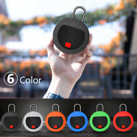 Silicone Protective Case Shell Cover for JBL Clip 3 Wireless Bluetooth Speaker