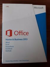 Microsoft Office 2013 Home and Business/VERSIONE COMPLETA/italiano/SIGILLO t5d-01628