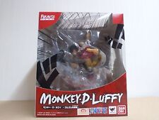 Bandai Figuarts Zero One Piece Monkey D Luffy Gum Gum no Hawk Whip PVC Figure