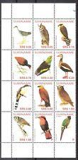 Suriname Zbl Nr 1341/1352   Postfris.