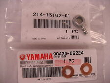YAMAHA OIL DELIVERY PIPE BANJO FITTING AT CT DT RT1 HT JT LT MX R5 RD SC TY TZ +