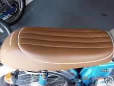 HONDA CL70 SS50 CD50 BENLY 50 SEAT BROWN BEAUTIFUL.