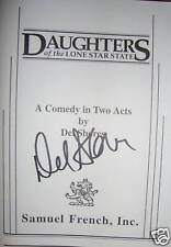 DAUGHTERS OF THE LONE STAR STATE - SHORES' AUTOGRAPHED