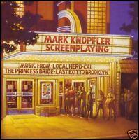 MARK KNOPFLER - SCREENPLAYING CD ( DIRE STRAITS ) *NEW*
