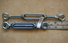 "Zinc Turnbuckles Eye/Eye - 5/16""  x  9-1/2"" - 5 CT"