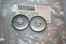 2 nos Yamaha snowmobile wheel washers srx ss440 srv vmax-4 br250 pz480 vmx540