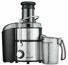 Brentwood Jc-500 800W Stainless Steel Power Juice Extract W