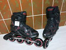 90mm SUPER Inliner Skates von Roces Gr 41 Rollerblade k2 BOA fila NEU! NP 189,90