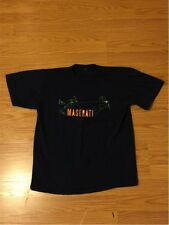 MASERATI 2005 Language Of Cities Concert Tour Shirt EITS Mogwai Zombi Grails TRL
