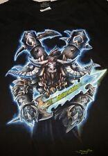 World of warcraft t shirt for men XL Gaming t shirt