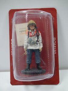 Del Prado 1/32 Figure Fireman Firedress - Bulgaria - 1998 BOM180