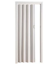 White Oak Effect Folding Door PVC Sliding Doors Panel Divider Utility Indoor NEW