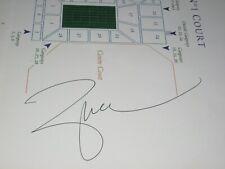 More details for signed twice zina garrison ? scarce wimbledon 1994 programme tennis championship