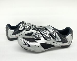 Specialized BG Body Geometry Cycling Shoes Size 10 With Shimano Cleats EUC