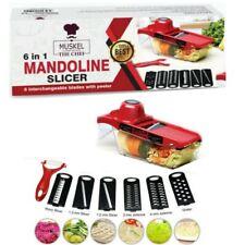 Mandoline de cuisine 7 en 1 Coupez vos Légumes et vos Fruits facilement rapide