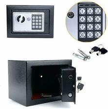 Electronic Security Safe Digital Steel Deposit Box Keypad Lock Master Code USA