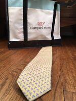 100 percent Silk Vinyard Vines Marthas Vinyard Tie- Retail 125