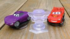 Disney Infinity Cars Play Set. Lightning McQueen and Holly Shiftwell